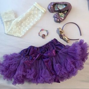 Other - Girls Tutu Outfit